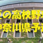 高校野球神奈川県予選地方大会
