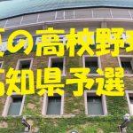 高校野球高知県予選地方大会