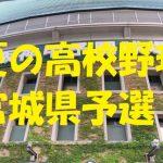 高校野球宮城県予選地方大会